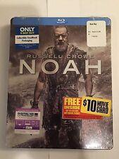 Noah steelbook Bluray dvd+ digital code, best buy 1st print oop usa