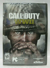 Call of Duty: WWII - PC Standard Edition Disc