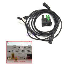 OEM AUX USB Jack Switch 3CD035249A 3CD 035 249A New For VW Radio RCD510