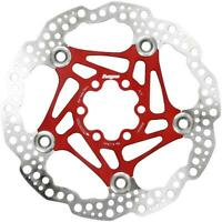 Hope 2-Piece Floating Disc Rotor 180mm Orange Includes Bolts