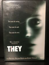 They (DVD, 2002)-Horror-Wes Craven