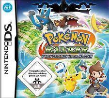Nintendo DS 3ds Pokemon Ranger tinieblas sobre Almia como nuevo