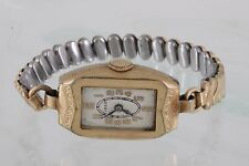 FOR PARTS & OR REPAIR IOCO ART DECO VINTAGE WRIST WATCH 3059B