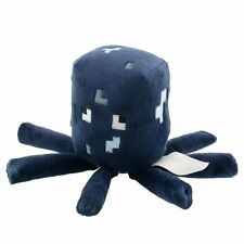 "Baby Squid 7"" Minecraft Soft Plush Animal Toy"