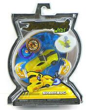SPARKBUG Screechers Wild Level 1 Yellow Toy Vehicle Flip & Morph Creature