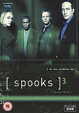 Spooks - Series 3 - Complete (DVD, 2011, 5-Disc Set, Box Set)