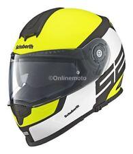 Casques jaunes Schuberth moto pour véhicule