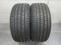 2x Sommerreifen Pirelli Pzero 245/35 ZR20 91Y N1 Kennung / DOT: 4816 / ca 7,5mm