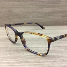 a1a1d1354e9c Versace 3163 Eyeglasses Blue Spotted Havana 992 52mm