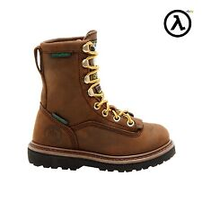 GEORGIA KIDS INSULATED WATERPROOF OUTDOOR BOOTS G2048  * ALL SIZES***