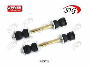 Front LH & RH Stabilizer Sway Bar Links for Ford F-150 1997-2004 Heritage 2Pc