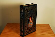 Grimm's Complete Fairy Tales (Barnes & Noble 2008 Hardcover Leather Like New)
