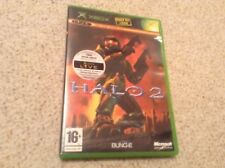HALO 2 (Microsoft,Xbox,Original 2004) Age 16+ Years