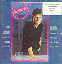 VARIOUS - Cocktail - Original Motion Picture Soundtrack 1988 ELEKTRA 3264 - Usa
