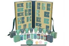 More details for winter in venice luxury cosmetic peacock advent calendar