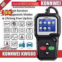 Scanner Diagnostico Obd2  Konnwei KW680