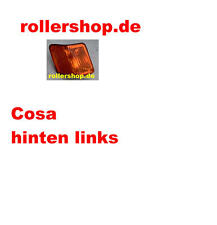Blinker hinten links  Vespa  Cosa