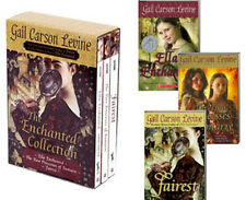 The Enchanted Collection Box Set Two Princesses +by Gail Carson Levine paperback