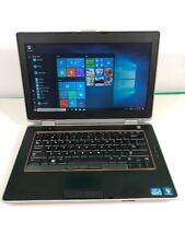 Gaming Dell E6420 Laptop Core i5 CPU 120GB SSD 8GB RAM Genuine Windows 10 NVIDIA