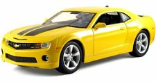 1:18 Maisto Yellow 2010 Chevrolet Camaro SS RS Item 31173 Like Bumblebee