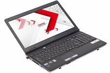 """Toshiba Satellite S500 Notebook 15"""" i3-380M (2x2,53GHz) 4GB RAM 100GB SSD"""