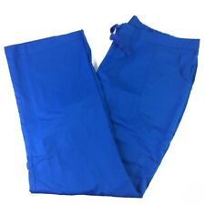 Crush Scrubs Style Buttercup in Royal Blue Bottoms Only Unisex 2Xl New
