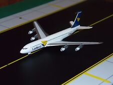 aviation 400 1/400 av4707012 ladeco boeing 707-300 cc-cya model aircraft