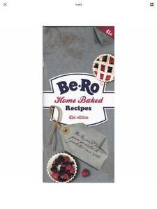Bero Recipe Book - Latest Issue.