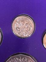 Australian 1999 UNC 5 Cent. Mint Coin. From MINT SET. Free Post