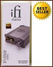 NEW iFi nano LE Micro iDSD Light Edition DAC & Headphone Amplifier 100% SELLER