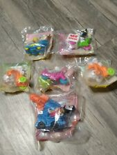 1993 Animaniacs Pinky & The Brain Mobile Figure Car McDonalds Happy Meal Toy Lot