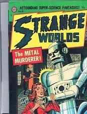 Strange Worlds Vol 2 Golden Age Avon Horror Sci-Fi HC Slipcase PSArt Books 2014