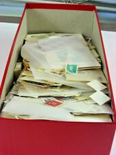 Canada, 1000s of Stamps in glassines, others, loose(red box), duplication