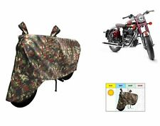 Military Design Bike Body Cover-Royal Enfield ALL MODELS BULLET BIKE BODY COVER