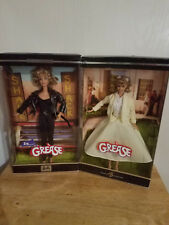 Lot of Two Grease 'Sandy' Barbie Dolls