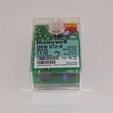 Satronic / Honeywell Steuergerät DKW 972 Mod.05 Hersteller-Nr.: 0322005