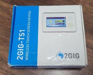 2GIG-TS1-e Wireless Touch Screen Keypad (NEW)