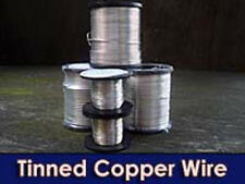 Tinned Copper Wire 25SWG 0.5mm 15 AMP 500GRAM -  fuse wire - 24 awg