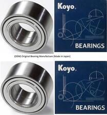 1998-2003 TOYOTA SIENNA Front Wheel Hub Bearing OEM KOYO (PAIR)