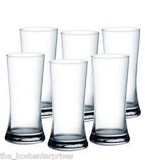 Ocean Tango Hi-Ball Glass Set (315 ml, Clear, Pack of 6)