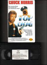 CHUCK NORRIS - Top Dog      VHS-Film
