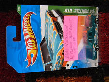 ERROR-VARIATIONS-1/2 TAMPO- '64 PONTIAC GTO-HOT WHEELS- 2011-#7/15-TREASURE HUNT