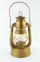 Vintage Painted DIETZ Little Wizard LOC NOB Kerosene Railroad Lantern