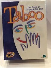 Taboo Family Fun Tabu Word Guess Adult Party Game Kid Educational Board Game New