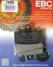 EBC/FA606 Brake Pads (Front) - KTM Duke 125/200/390, RC125/RC200/RC390