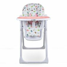 iSafe MAMA Highchair - Twilight Recline Compact With Double Tray & Storage Baske