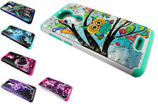 "Sparkle Bling Hybrid Cover Phone Case For Coolpad T-Mobile Revvl Plus 3701A 6"""