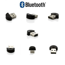 Clé USB Dongle Bluetooth V 2.0 Adaptateur pour PC MAC Windows - noir