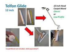 12 Glide Telfon Aw29 Standard Classic Low Profile Carpet Clean Wand Tile Grout