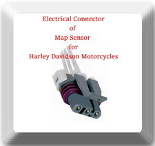3 Wires Electrical Connector of MAP Sensor Fits: Harley Davidson Motorcycles